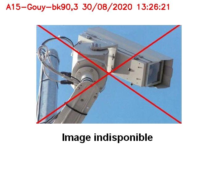 Webcam autoroute Belgique - Gouy - E42 - BK 90.3